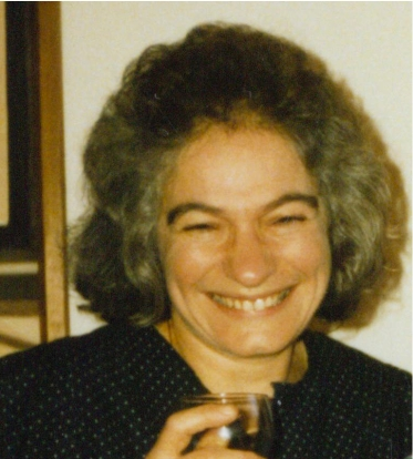 Dr Ruth Adler née Oppenheimer (Ilfracombe, Devon 1944 – Edinburgh 1994) was the first Scottish Development Officer for Amnesty International. Born to parents who came to Britain as refugees from Nazi Germany in 1934, Ruth studied Philosophy, Politics and Economics at Somerville College, Oxford, and obtained a doctorate in Jurisprudence from the University of Edinburgh. Her thesis was published as a book entitled Taking Juvenile Justice Seriously. She was one of the founders of Scottish Women's Aid and the Scottish Child Law Centre, a member of the Children's Panel for many years and then a Justice of the Peace. The Ruth Adler Lecture on Human Rights, established in her memory, is given every year in the School of Law at the University of Edinburgh. Ruth was very proud of her Jewish heritage and deeply committed to her adopted country, Scotland. She translated several scholarly books from German into English, was editor of the Edinburgh Star and President of the Edinburgh Jewish Literary Society. Ruth was married to Michael Adler for twenty-seven years and had two sons, Jonathan and Benjamin. (Image courtesy of Professor Michael Adler)