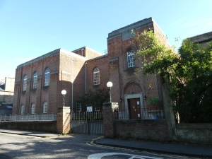12-Salisbury Road Synagogue
